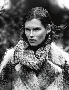 visual optimism; fashion editorials, shows, campaigns & more!: countryside: giedre dukauskaite by emma tempest for amica august 2013