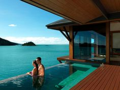 Qualia Resort - Hamilton Island, Queensland, Australia......this looks awesome!