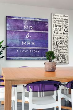 Ditch the Registry: Art Gift Guide for Newlyweds featuring art from GreatBIGCanvas.com via @surroundmag.