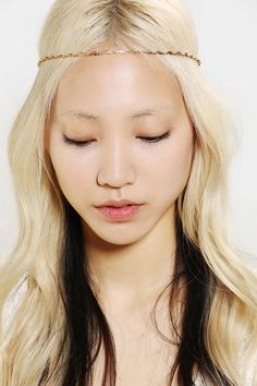koreanmodel:  Soo Joo for Urban Outfitters SS 2013