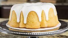 Authentic Vanilla Pound Cake By The Famous Singer Patti LaBelle