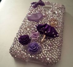 Love Love Love this purple bling ballerina phone case plus it's my favorite color Bling Phone Cases, Cell Phone Covers, Ballerina, Favorite Color, Purple, Ballet Flat, Ballerina Drawing, Viola