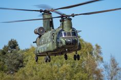 Boeing CH47D Chinook