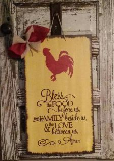 Primitive Rise N Shine Coffee Chicken Rooster Label Jpeg Digital Image  Feedsack Logo Tag For Pillo | Pinterest | Primitives, Craft And Coffee