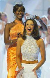 Deidre Downs, Birmingham, Alabama.  Miss America  2005