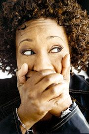 Expression | #emotie #emotion #expression #expressie #uitdrukking | Pinboard emotions Roos Gast-Schoneveld | Wanda Sykes