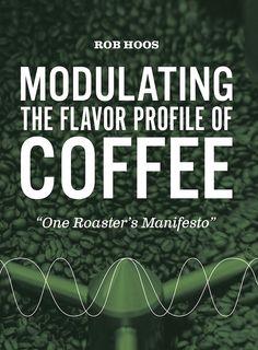 Modulációs a Flavor profilja Kávé Rob Hoos.