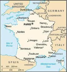 france map - Google Search