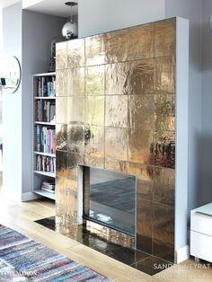 Renovation & # 039; a house Lille, Sandra Neyrat interiors - Side House