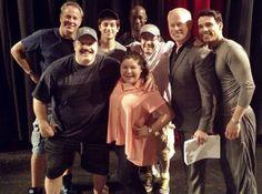 """Cast of """"Paul Blart: Mall Cop 2"""" SQUEEEEEEEEEEEEEEEE!!!!!!!!!"""