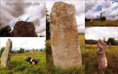 Upright Bosnian stone monoliths come in the following types: stela, pillar (obelisk), cruciform and nišan. These are in between steles and pillars
