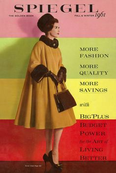 1961 Spiegel Catalog Cover