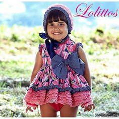 LOLITTOS PRIMAVERA/VERANO 2016 Instagram photo by @lolittos via ink361.com Crochet Hats, Instagram, Fashion, Vestidos, Needlepoint, Sewing, Summer, Knitting Hats, Moda