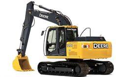 Download Heavy Equipment Service Repair Manuals: PDF DOWNLOAD JOHN DEERE 120D EXCAVATOR OPERATION A...