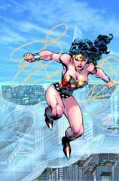 Trinity: Wonder Woman by Jim Lee