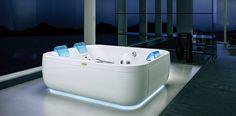 Aquasoul Extra Jacuzzi For Bathroom