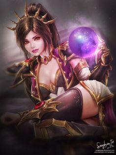 Li Ming - Heroes of the Storm  by SanghyunJe