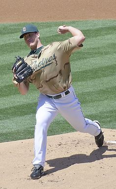 #MLB - Clayton Richard Leaves San Diego Padres #baseball