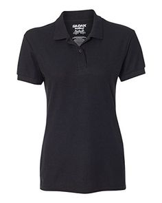 72800L Gildan DryBlend® Women's Double Piqué Polo ** To view further for this item, visit the image link.