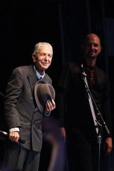 Leonard Cohen -5671 | Flickr - Photo Sharing!