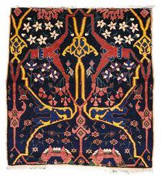Senneh/Sanandaj Rugs: The Rippon Boswell Sennah Wagireh