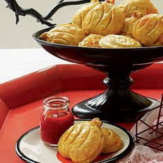 10 Devilishly Delicious Halloween Appetizers | via @Woman's Day #food #recipe