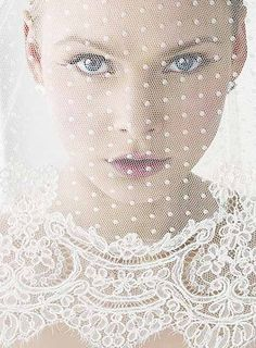 What a gorgeous for a bride with a veil