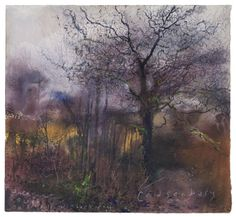 Kurt Jackson, Tree Gwedhen Abstract Landscape Painting, Seascape Paintings, Landscape Art, Landscape Paintings, Abstract Trees, Painting Trees, Kurt Jackson, St Just, Art Courses