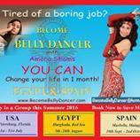 Formación Profesional de la Danza Oriental Egipcia: ¿Es caro el BBDC?
