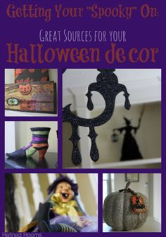 im sharing my favorite sources for affordable halloween decor herehappy - Affordable Halloween Decorations
