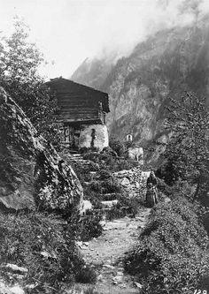 Vals, Landschaft