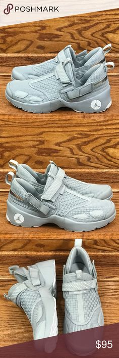 9cd04364f02c Jordan Trunner LX Wolf Grey White Shoes Jordan Trunner LX Wolf Grey White  Shoes Brand new Box no lid Authentic purchased directly from Nike Ships  within one ...