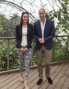 Duke and Duchess in Ise of Scilly