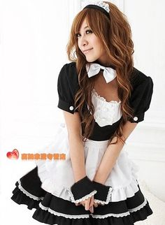 Ero Maid Lolita Model