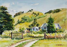 Phil Dickson - artist based in Lower Hutt Valley, Wellington, New Zealand Wellington New Zealand, New Zealand Art, Art Academy, Art Club, Community Art, Artist, Painting, Artists, Painting Art