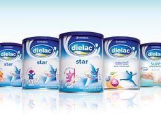 Dielac Milk on Behance
