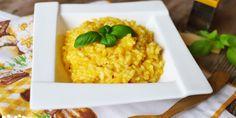 Tekvicové krémové rizoto - Tinkine recepty Couscous, Risotto, Ethnic Recipes, Fit, Bulgur, Shape