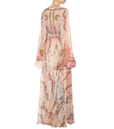 mytheresa.com - Printed silk dress - Luxury Fashion for Women / Designer clothing, shoes, bags