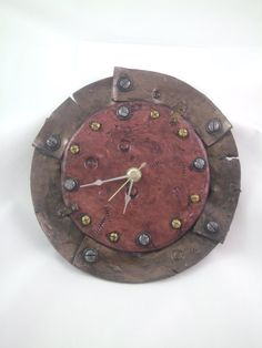 Tick Tock Handmade Clocks is the theme this week to introduce you to our Etsy Team members! Find handmade clocks, and more in these shops!