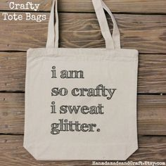 Crafty Tote Bag Giveaway – Handmade & Craft