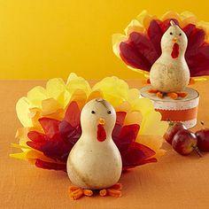 autumn: thanksgiving craft ideas...