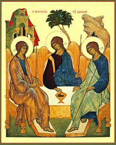 Holy Trinity by Jacques Bihin