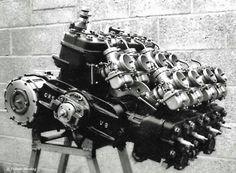 Yamaha 2-stroke 750x2=1500cc 8V