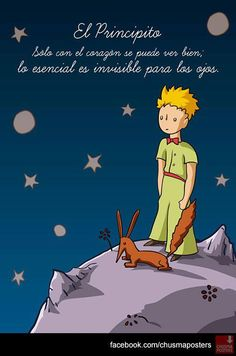EL principito Favorite Quotes, Best Quotes, Love Quotes, Inspirational Quotes, The Little Prince, Spanish Quotes, Beautiful Words, Words Quotes, Literature