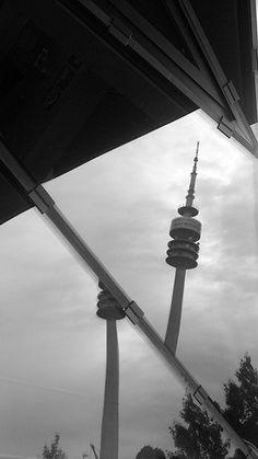 Torre comunicaciones Munich