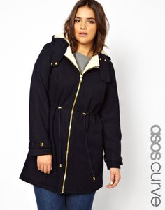 This is Meagan Kerr: Must-have Plus Size Winter Coats