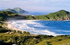 Praia do Rosa – Santa Catarina, Brasil