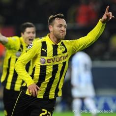 Julian Schieber - Borussia Dortmund
