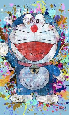 'Doraemon Full Colors ' iPhone Case by Anndha Game Wallpaper Iphone, Flower Phone Wallpaper, Cute Wallpaper Backgrounds, Galaxy Wallpaper, Doraemon Wallpapers, Cute Cartoon Wallpapers, Doraemon Cartoon, Sad Pictures, Character Wallpaper