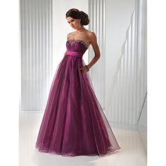 A-line prom dress with strapless sweetheart neckline and floor length. The asymmetrical bodice has meticulous pleating that accentuates the waist.Organza overlays full skirt.Free made-to-measurement service for any size. Available colors seen as in Color Options.
